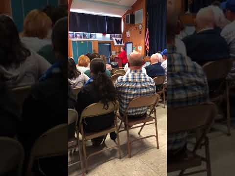 Public Comments-Del Norte Unified School Board Meeting
