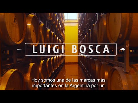 LUIGI BOSCA: En el vino, lo más importante es la pasión