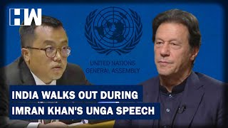 """Lies, Misinformation, Malice"": India Tears Through Pakistan PM Imran Khan's UNGA Speech"