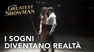 The Greatest Showman | I sogni diventano realtà Spot HD | 20th Century Fox 2017
