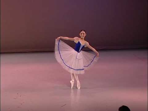 "Variation from ""Giselle"""