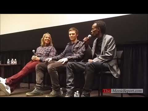 THE PIRATES OF SOMALIA Q&A with Evan Peters, Barkhad Abdi, Bryan Buckley - December 5, 2017