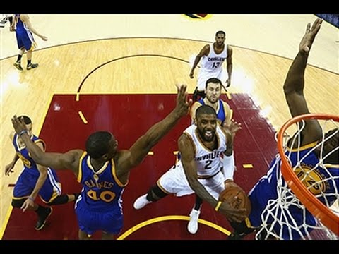 Kyrie Irving Starts Hot with 16 1st Quarter Points