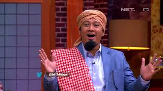 The Best of Ini Talkshow - Akri KW Bikin Yel Yel ala Patrio