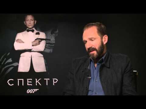 Киноперсона «007: СПЕКТР»