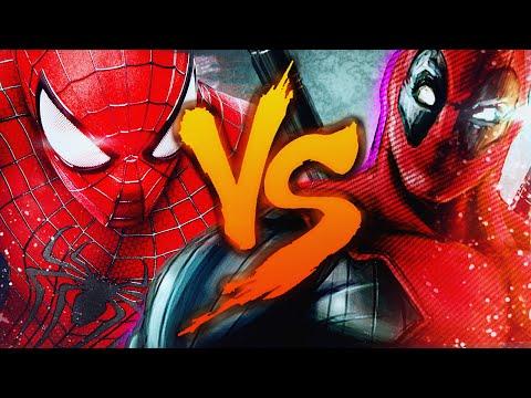 Homem-Aranha VS. Deadpool | Duelo de Titãs