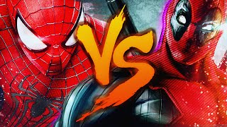 Homem-aranha Vs. Deadpool  Duelo De Tit�s