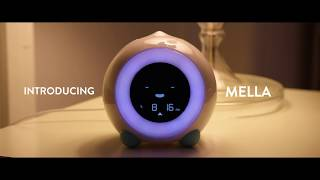 Introducing MELLA - The All-In-One Kids Clock Designed to Keep Your Kid in Bed Longer