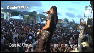 Nu vybes live at Cooler Fete 2016
