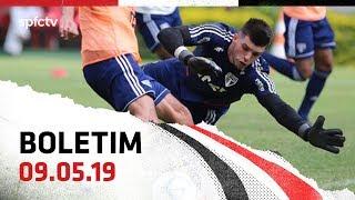 BOLETIM + VOLPI: 09.05   SPFCTV