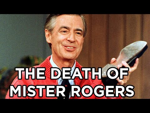 Mister Rogers Death How We Learned Of Fred Rogers Passing At Age 74 Youtube