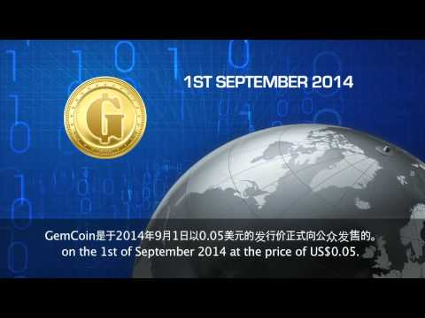 Gemcoin, a new digital currency to invest in