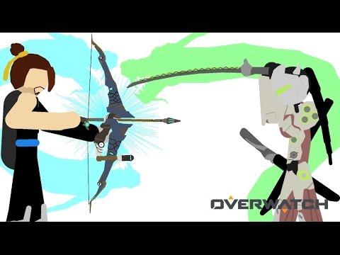 Pivot Overwatch - Dragon War!!!