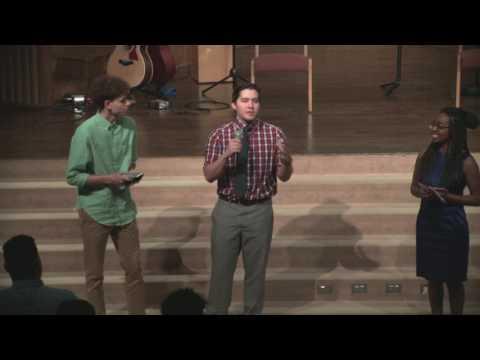 Southwestern Adventist University Vespers 1/20/2017