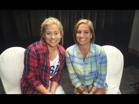 MARY LOU RETTON AND SHAWN JOHNSON