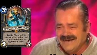 Exclusive Interview with Blizzard HQ about upcoming Gadgetzan Hearthstone Expansion thumbnail