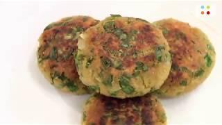 Soya Aur Palak Ki Tikki | Go Healthy | Chef Sahil Arora | FoodFood