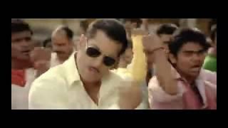 Салман Кхан (песня и танец из фильма Бесстрашный,ставшие культовыми в Индии)