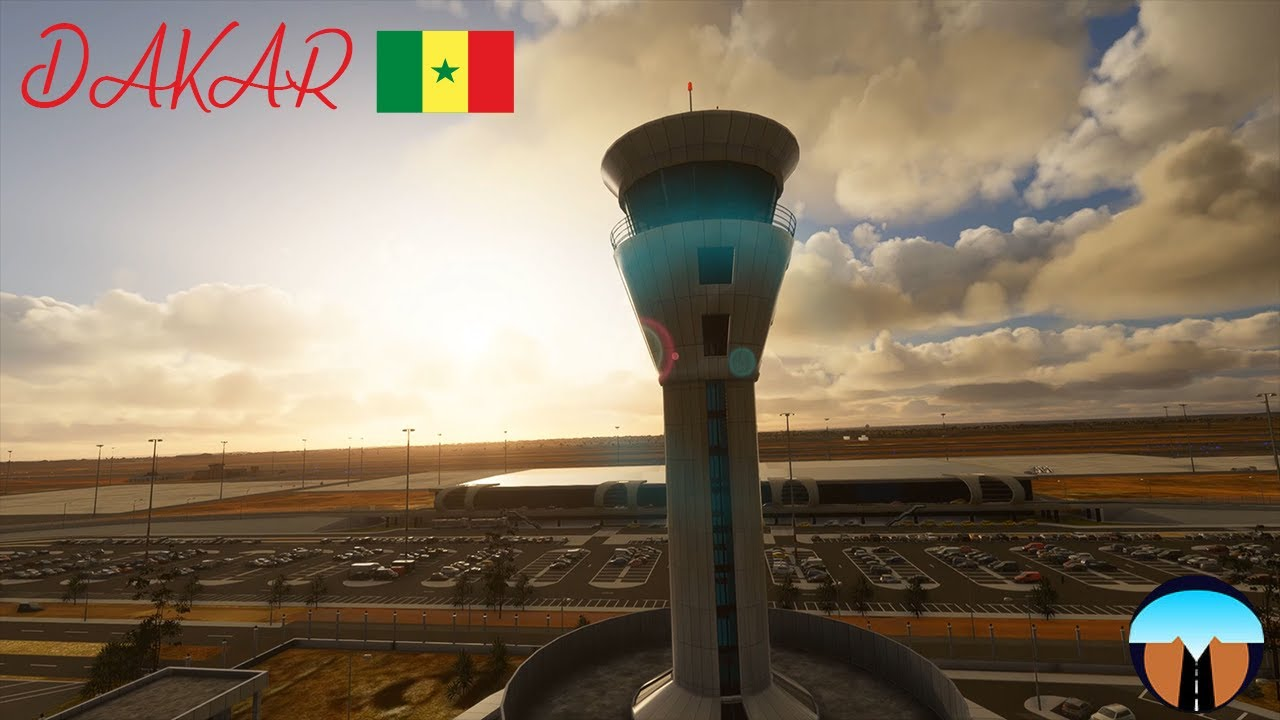 Dakar[GOBD] For Microsoft Flight Simulator By Devinci Aerospace
