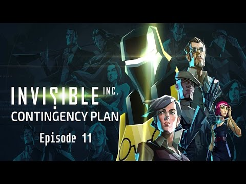 Invisible Inc: Contingency Plan DLC -Episode 11- [OMG.gif]