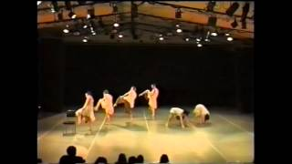 Voice of Concience Yael Levy 1998 Memento Dance Company Merce Cunningham Studio NYC