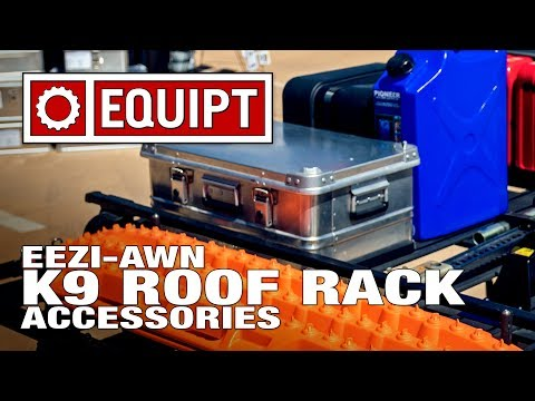Eezi-Awn K9 Roof Rack Accessories
