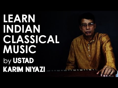 Introduction to learning Indian Classical Music