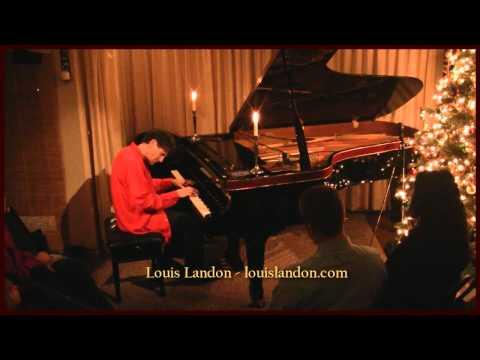 Whisperings Christmas Solo Piano Concert -  Chad Lawson, Louis Landon & Joe Bongiorno at Piano Haven