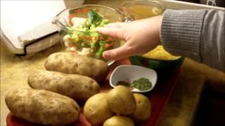 Soupilicious Collab: Vegan Potato Soup!