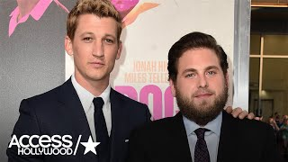 'war dogs' stars celebrate film's hollywood premiere! | access hollywood