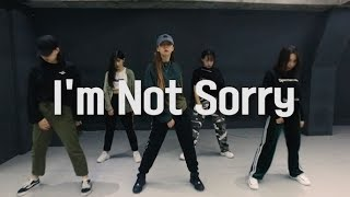 Dean I 39 M Not Sorry Ft Eric Bellinger J Na Choreography Class