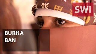 Ticino as a test case for a burka ban