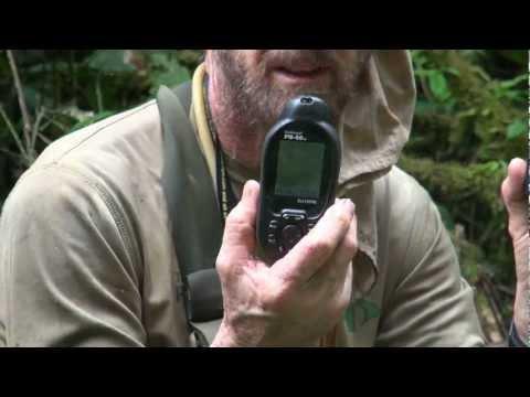 Mickey shows DELORME inReach 2-Way Satellite Communicator
