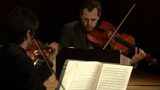 Avalon Quartet - Beethoven - String Quartet in C-sharp Minor, Op. 131 - VII - Allegro
