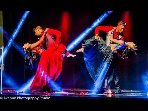 Bollywood dance- Kar gayi chull, Deewani mastani & Gerua