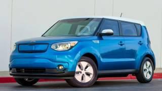 Kia Soul EV 2018 Car Review
