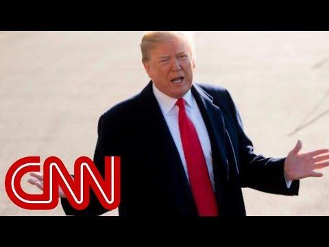 Trump signals wider West Wing shake-up