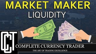 Forex Inception 3 - Market Makers & Liquidity