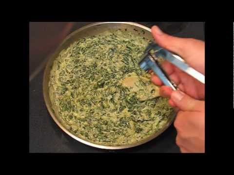 Chicken Florentine farfalle - Cooking with Agent96 E#9