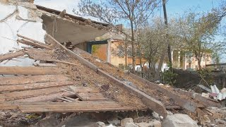 В Керчи жители Цементной слободки боятся оказаться БОМжами