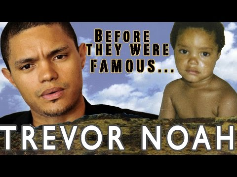 Trevor Noah - Before They Were Famous