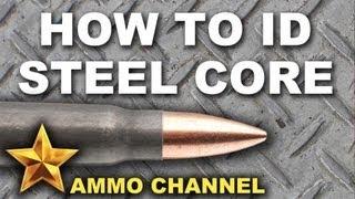Video Identifying Steel Core Ammo download MP3, 3GP, MP4, WEBM, AVI, FLV Agustus 2018