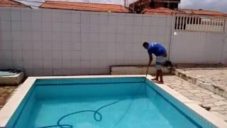 Como limpar piscina sem motor é filtro