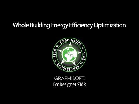 EcoDesigner STAR Workflow: Whole Building Energy Efficiency Optimization 6 of 6