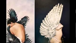 NU, эротика, эротика в живописи, художник Amy Judd