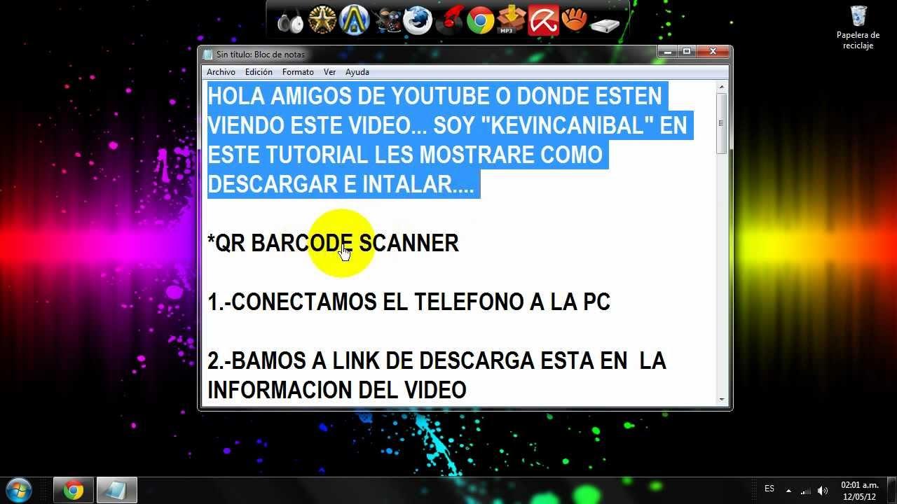descargar qr code scanner