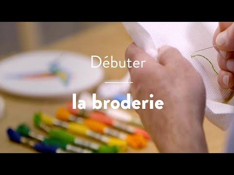 DIY Créatif : Débuter La Broderie