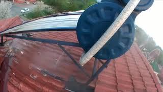 güneş enerji su ısıtıcı paneli arızası su kaçağı tamiri
