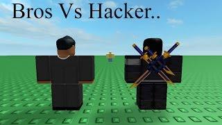 BROS VS JOHN DOE | WHO WILL WIN?!? | Roblox Animation