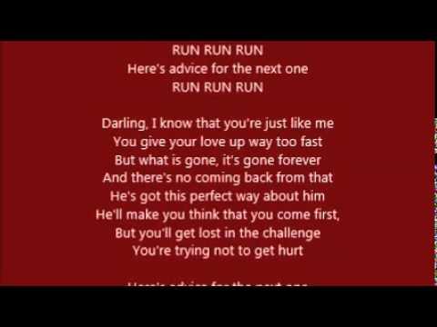 nicole-scherzinger---run-(lyrics)